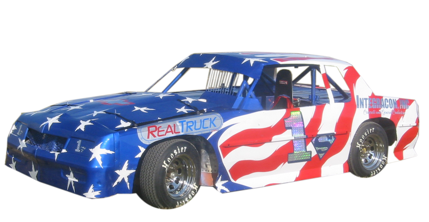 Older Chassis Raced a few times in 2005