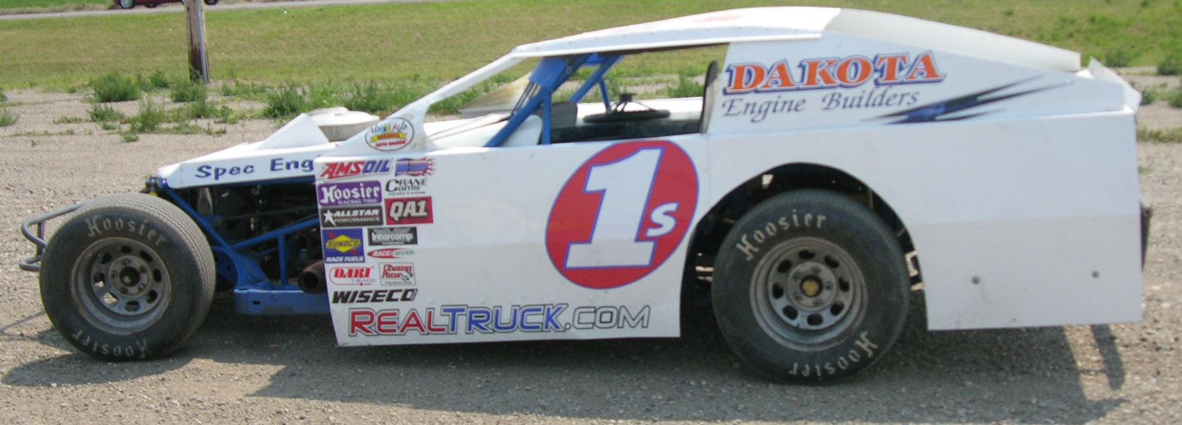 2002 Hoffman - Raced 4 times in 2007