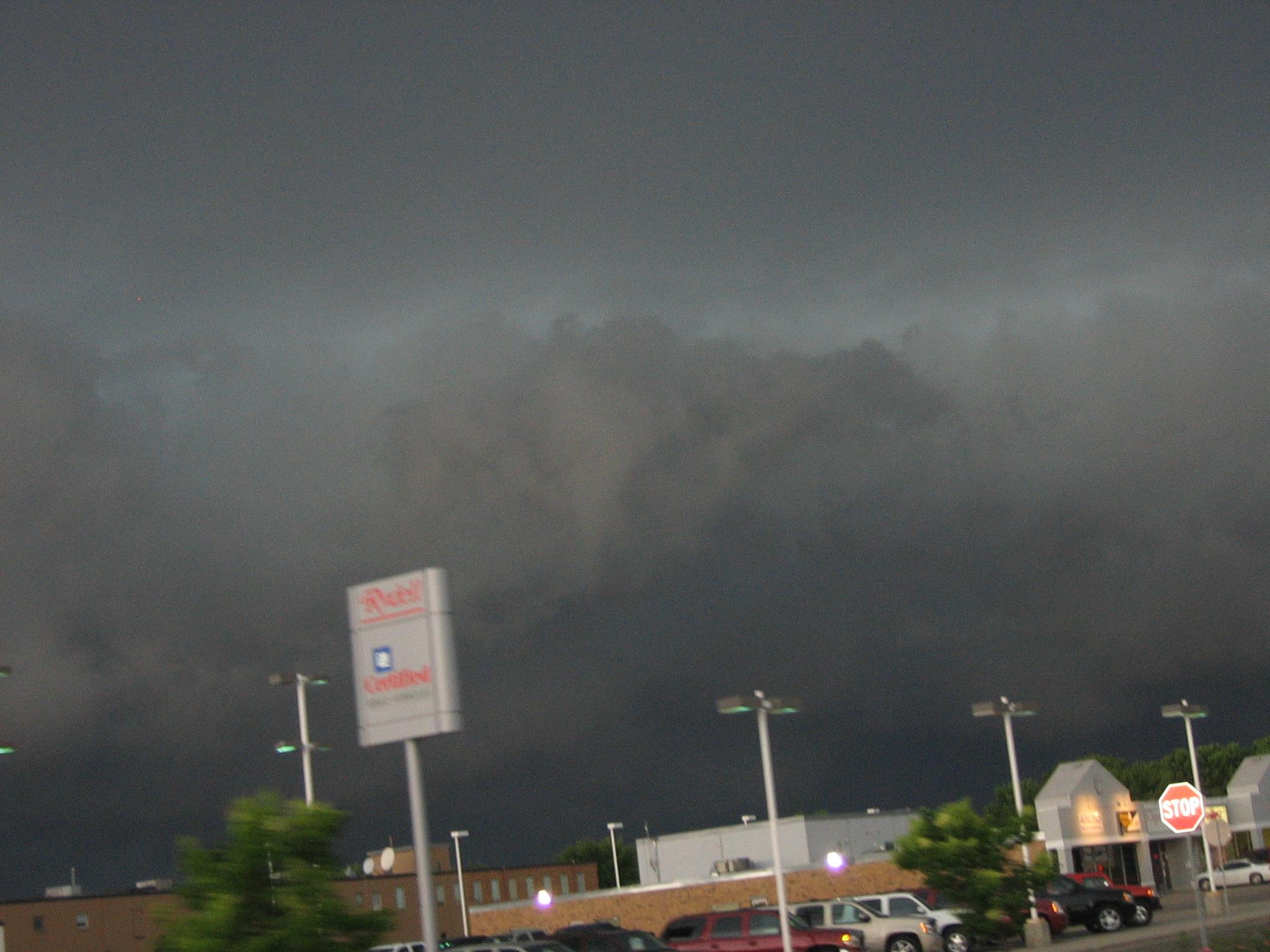 Grand Forks Tornado Warning