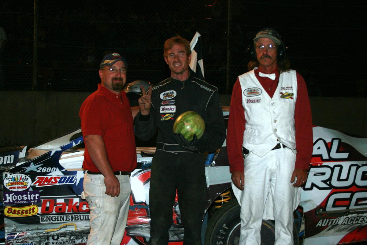 Miller Speedway Watermelon Winner 7-24-09