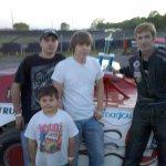 The BRRP Pit Crew (Bill, Kason & Joey)