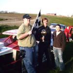 Trophy Dash Winner - Thunder Mtn Speedway