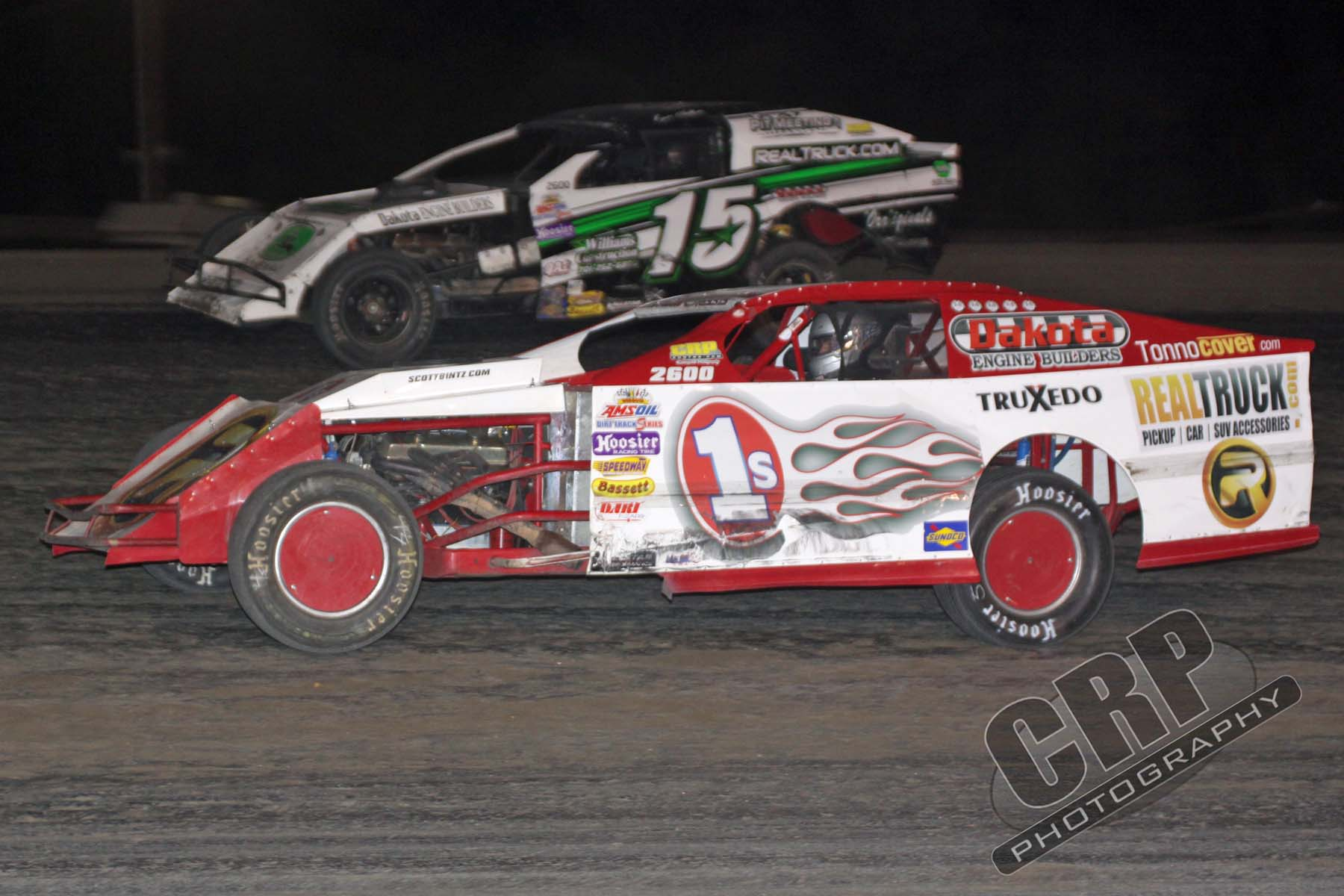 Bintz & Mikkelson Racing for Lead in Makeup Feature