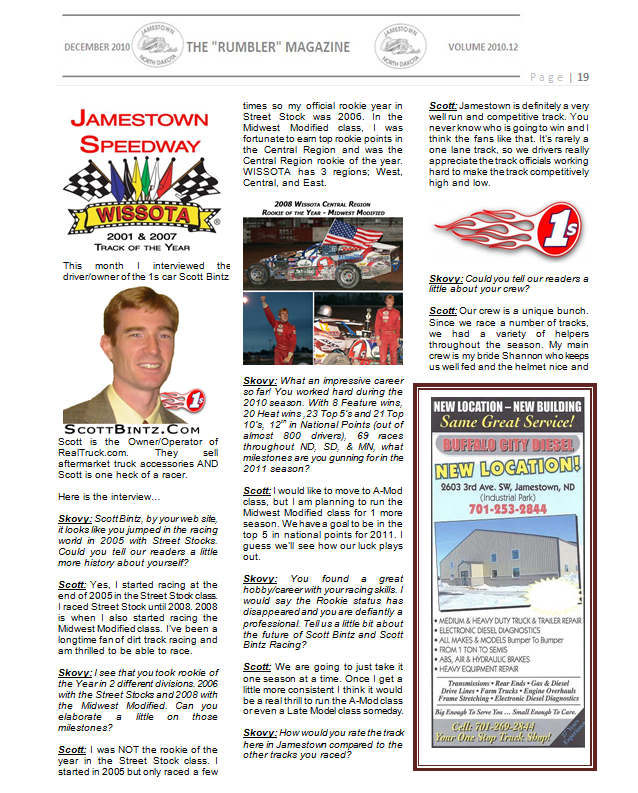 The Rumbler Magazine