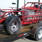 Millenium Chassis Naked