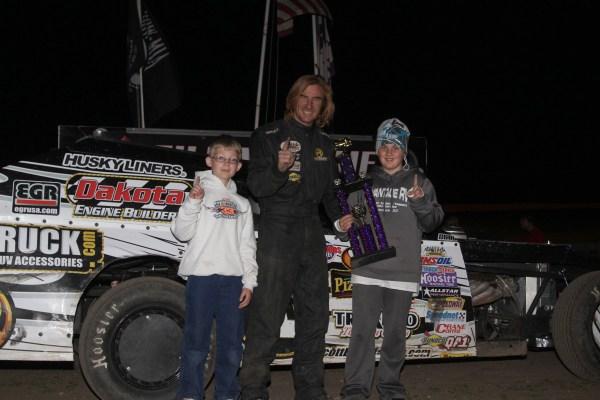 Victory Lane @ Casino Speedway 6-2-13