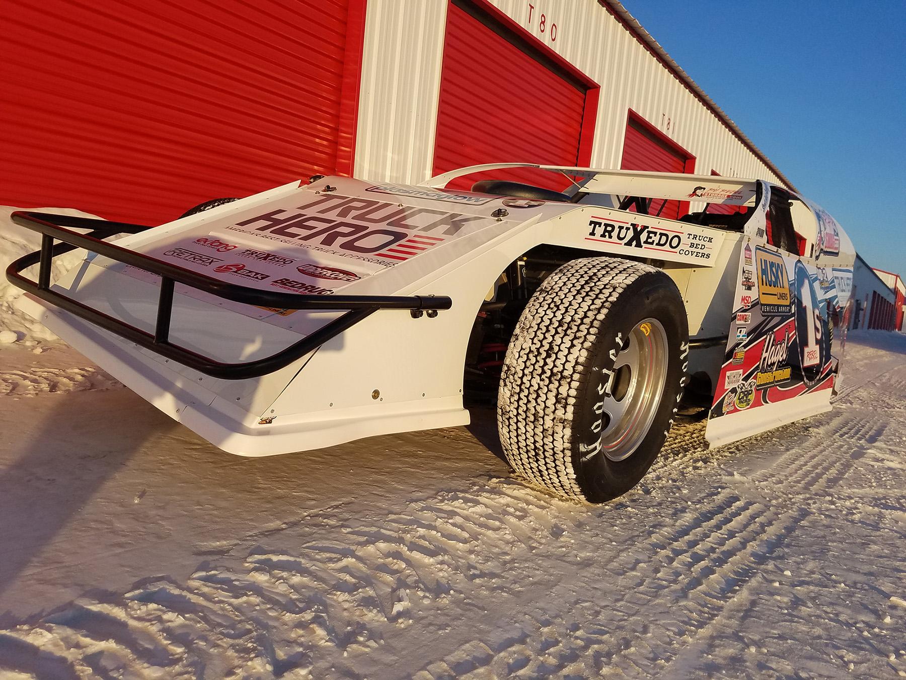 Truck Hero, Dakota Engines #1s Race Car