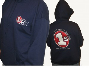Scott Bintz Racing Sweat Shirts
